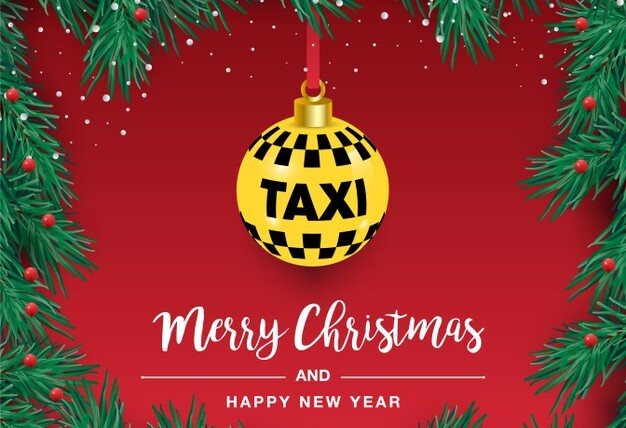 Christmas-Taxi-Bookings